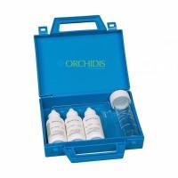 Kit d'analyse de la dureté (TH TEST) de Tous types d'eaux, Orchidis
