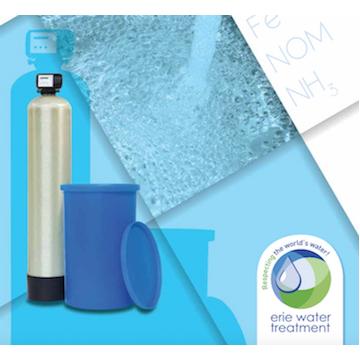 Multimix PF25 à 5 fonctions en 1 pour traiter l'eau d'Erie Water