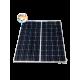 Les 2 panneaux photovoltaïques du générateur solaire TINY