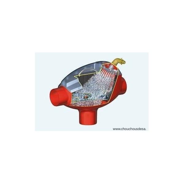 filtre minimax pro graf interne ou externe pour cuve d 39 eau de pluie chouchousdesa. Black Bedroom Furniture Sets. Home Design Ideas