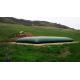 citerne souple 80 m³ pour la récupération d'eau de pluie et stockage d'eau