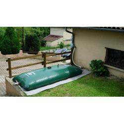 Citerne souple 20 m³ Labaronne Citaf eau de pluie