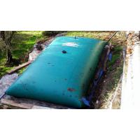 Citerne souple 8 m3 Labaronne Citaf pour la récupération d'eau de pluie