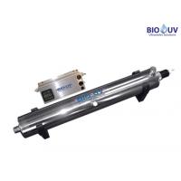 Réacteur BIO-UV Home 6 avec lampe UV C 87W débit 6,6 m3/h
