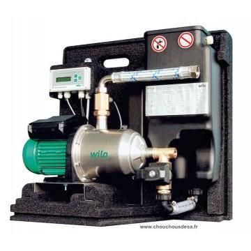 Wilo Rainsystem AF11 MC304 comfort pour récupération d'eau de pluie