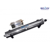 Réacteur BIO-UV Home 9 avec lampe UV C 105W débit 9,3 m3/h