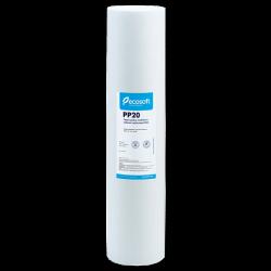 Filtre Meltblown 20 pouces BIG 20 microns Ecosoft