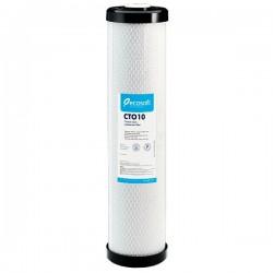 Filtre 20 pouces BIG charbon actif Ecosoft pour filtration d'eau