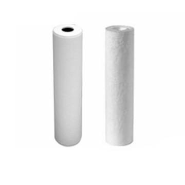 Kit 2 filtres 9'' 3/4 en 20 et 5 microns avec charbon actif