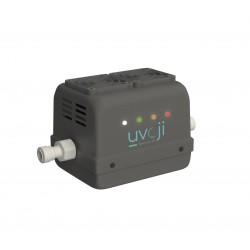 Réacteur LED UVC Oji Safe débit 8 à 16 L/min uvoji by T.zic