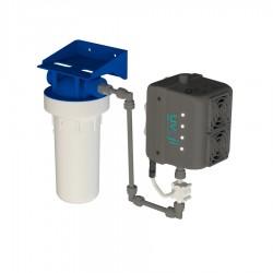 Réacteur LED UV C Oji Pure débit 4 L/min avec filtration by T.zic