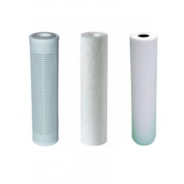 """Kit 3 filtres 9"""" 3/4 en 60µ 20µ et 5 microns avec charbon"""