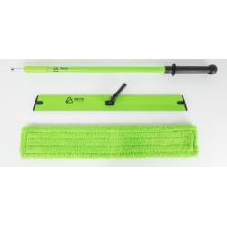 Balai microfibre 80 cm Delta avec mop de bayage de Concept Microfibre