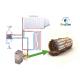 Plan de montage du désemboueur clarificateur d'eau en circuit fermé Drag'Eau