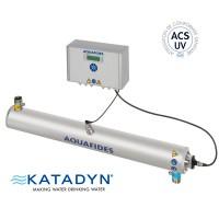 Générateur UV AQUAFILDES 1AF90T KATADYN CERTIFIÉ ACS UV débit 9,45 m3/h