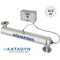 Générateur UV AQUAFILDES 1AF400T KATADYN certifié ACS UV débit 40 m3/h
