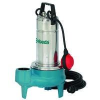 Pompe de relevage Calpeda GQSM 50-8 pour eaux usées et chargées
