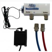 LED UVc pour potabiliser l'eau en Camping car Timy House ou bateau