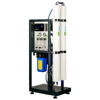 Osmose inverse Ecosoft MO12000 élimine jusqu'à 99,8% des impuretés