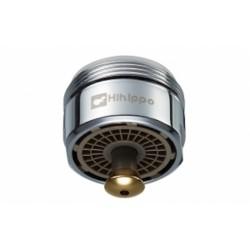Eco mousseur hydroéconome réglable pour robinet