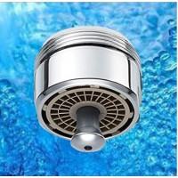 ECO mousseur débit réglable avec stop robinet pour robinet et mitigeur