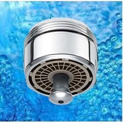 Eco mousseur hydroéconome réglable et stop robinet