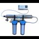 BIO-UV Home 2 double filtrations