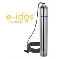 Pompe immergée multicellulaires automatique E-MPSM SQ Calpeda pour puits et cuve