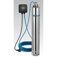 Pompe immergée multicellulaires automatique pour puits et cuve