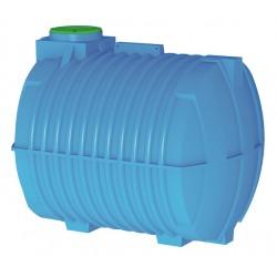 Cuve 10000 L à enterrée pour la récupération d'eau de pluie