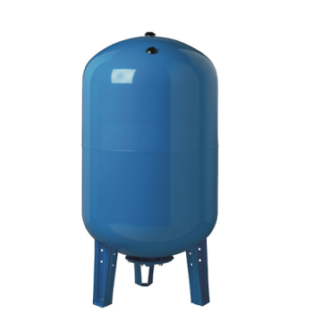 Ballon réservoir vertical à vessie Calpeda de 50 à 500 L, P S 10 Bar