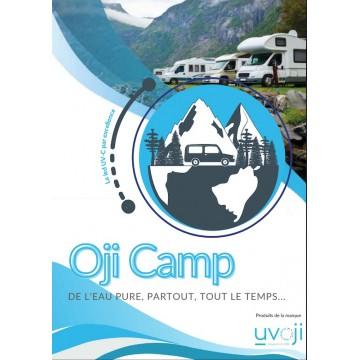 Led UV-C Oji Camp pour purifier l'eau d'un camping car ou Tiny House