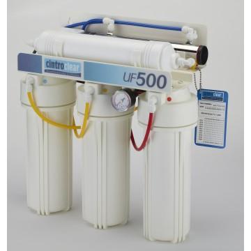 Cintroclear UF 500 purificateur d'eau du robinet par ultrafiltration et ultraviolet