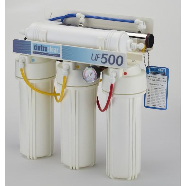 cintroclear uf 500 purificateur d 39 eau par ultrafiltration. Black Bedroom Furniture Sets. Home Design Ideas