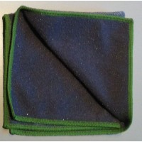 Microfibre Scrub textile désincrustant Delta par www.chouchousdesa.fr
