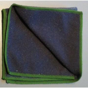Carré microfibre Scrub textile désincrustant et absorbant Delta